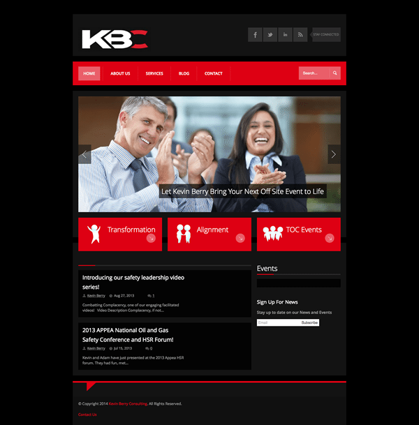 You are currently viewing Kevin Berry Consulting