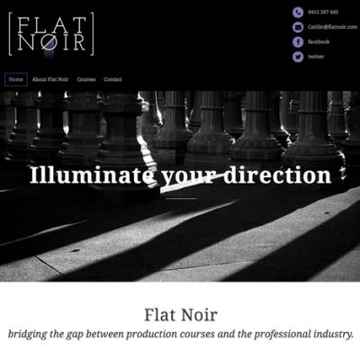 Flat Noir