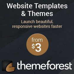 Themeforest Top 10 Best-Selling WordPress Themes