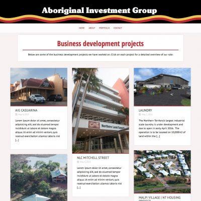 Aboriginal Investment Group