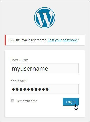 WordPress Password Recovery – Video Tutorial