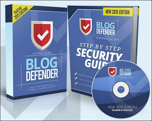 Secure Your WordPress Blogs From Hackers And Botnets With Blog Defender WordPress Security Plugin