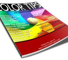 Color Tips Report