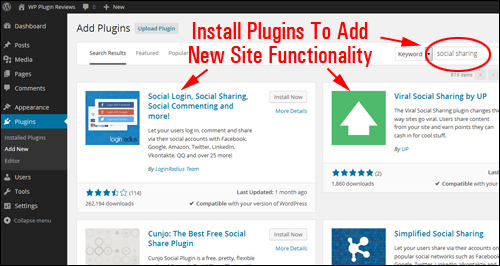A Non-Technical Guide To WordPress Plugins