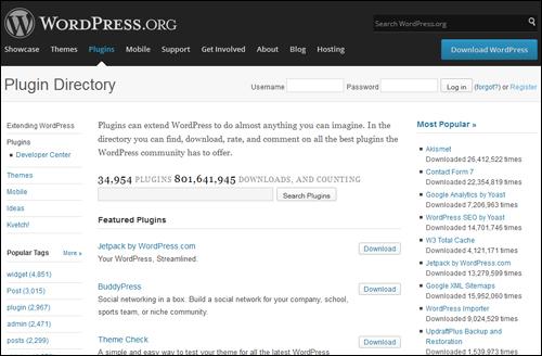 A Useful Guide To WordPress Plugins