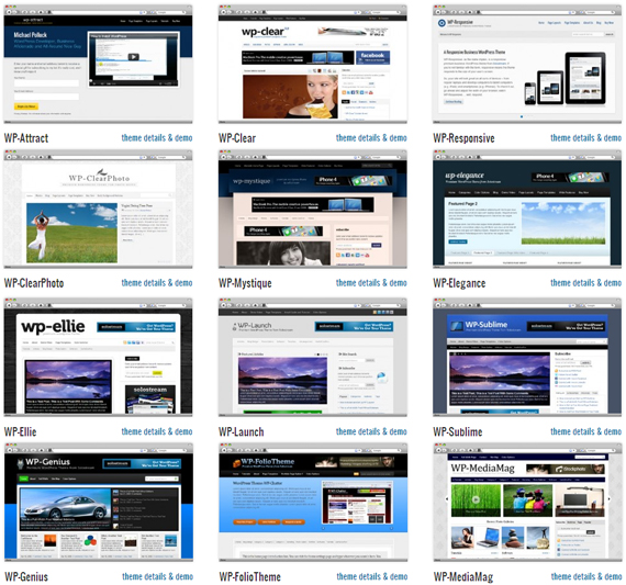 Solostream - WP Themes