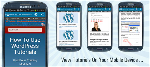WPTrainMe - WordPress Screenshot Tutorials Plugin