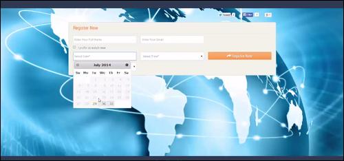 RunClick webinar and video conferencing software for WordPress