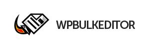 WP Bulk Editor