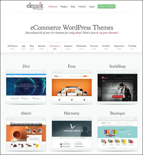Elegant WP Themes