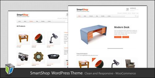 SmartShop eCommerce WordPress Theme