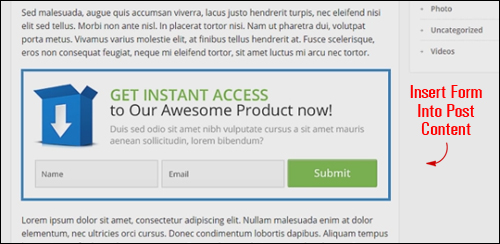 Thrive Leads - Mailing List Builder For Conversion-Focused WP Users