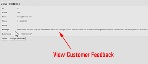 Power Online Reviews - Easy Customer Feedback Management For WordPress