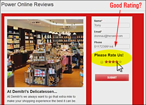 Power Online Reviews - Easy Customer Reviews Management For WordPress