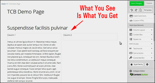 Thrive Content Builder Plugin For WordPress