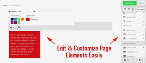 Thrive Content Builder Plugin