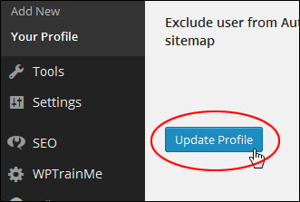 How To Edit Your User Profile And Personal Options
