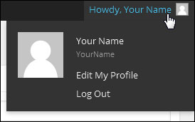 How To Change Your User Details In WordPress
