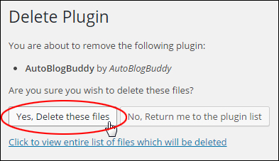 How To Upgrade And Delete Plugins Safely