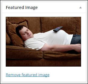WordPress Post Featured Image