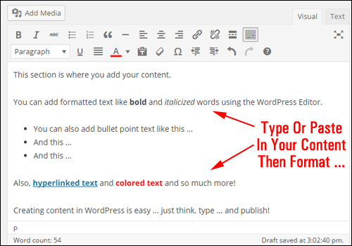 The Ultimate Step-By-Step Guide To Creating A WordPress Post