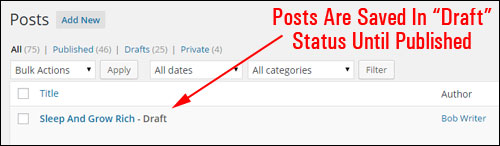Step-By-Step Guide To Creating A Post In WordPress