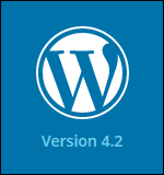 WP version 4.2